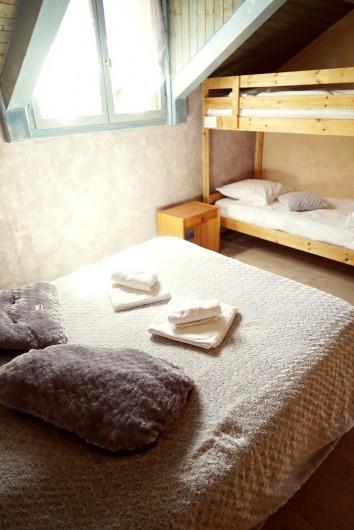 Location de vacances - Chalet à Les Deux Alpes - chambre 4