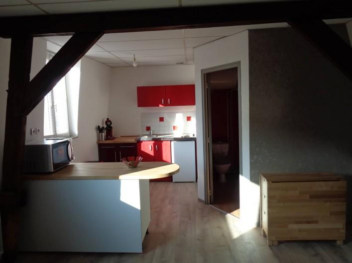 Location de vacances - Appartement à Arras