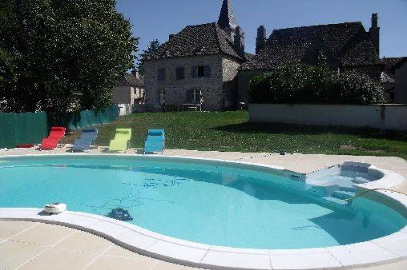 Location de vacances - Maison - Villa à Camps-Saint-Mathurin-Léobazel
