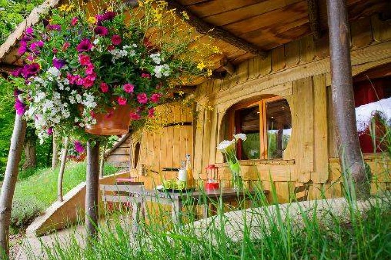 Location de vacances - Insolite à Pierrefonds