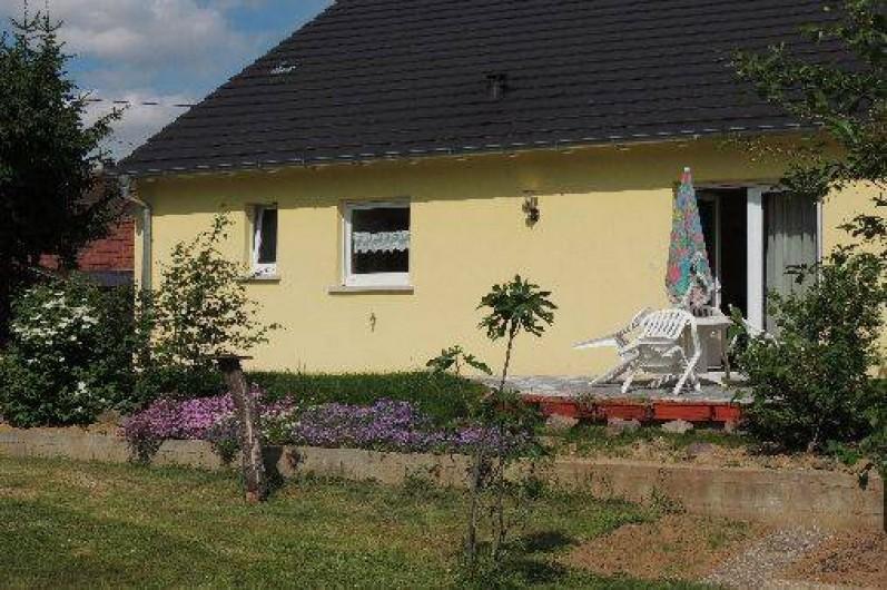 Location de vacances - Gîte à Ernolsheim-Bruche