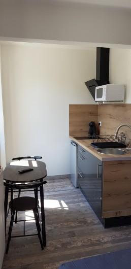 Location de vacances - Appartement à Saint-Montan