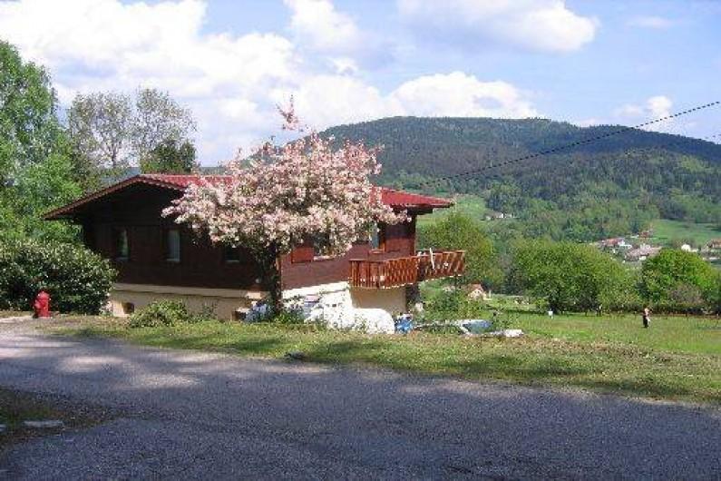 Location de vacances - Chalet à Cleurie