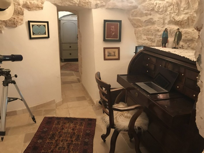 Location de vacances - Villa à Ostuni - Le salon!