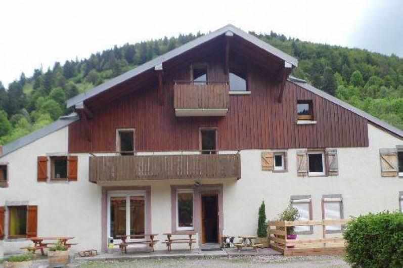 Location de vacances - Gîte à La Bresse - Gîte des Sapins
