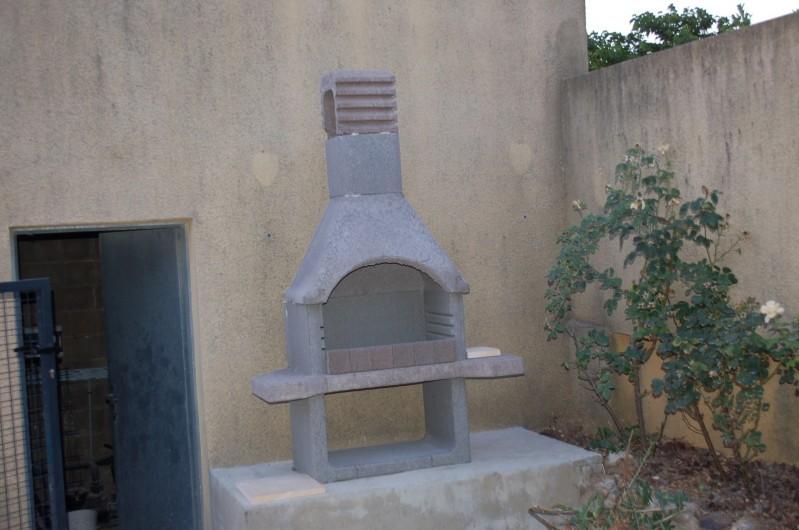 Location de vacances - Villa à Les Granges-Gontardes - Barbecue