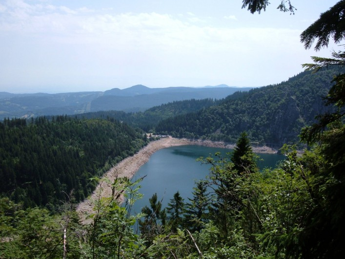 Location de vacances - Chambre d'hôtes à Sainte-Marie-aux-Mines - quelques idées de  randonnées ..dans les VOSGES à quelques kilomètres!!!!