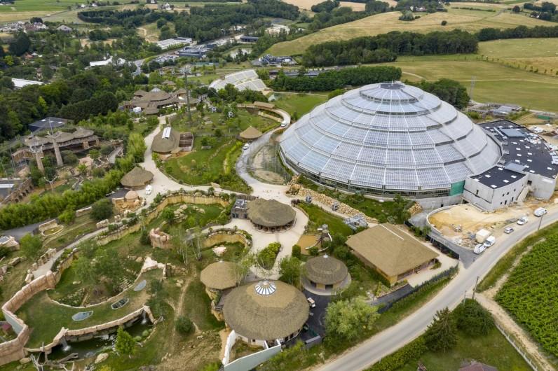 Location de vacances - Gîte à Seigy - Zoo de Beauval