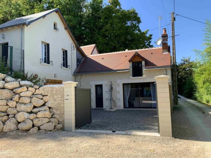 Location de vacances - Gîte à Seigy - Gîte