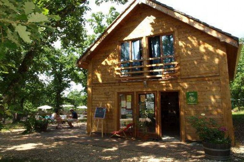 Location de vacances - Chalet à Le Bastit
