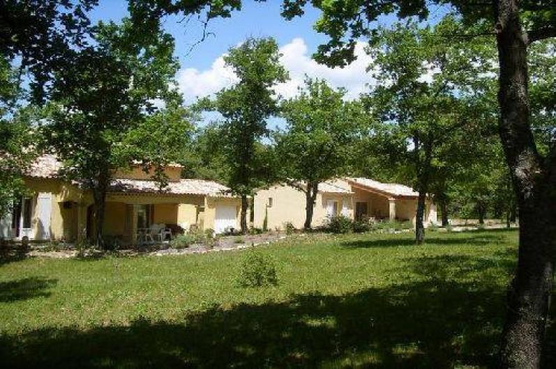Location de vacances - Gîte à Mollans-sur-Ouvèze - Vue d ´ensemble