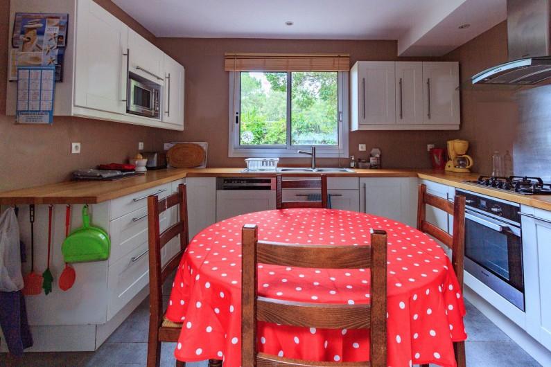 Location de vacances - Villa à Hourtin Plage - Cuisine