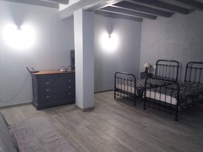 Location de vacances - Villa à Bédoin - CHAMBRE 1