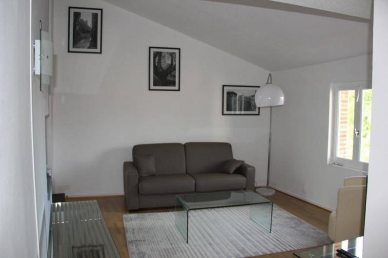 Location de vacances - Gîte à Albi - Salon