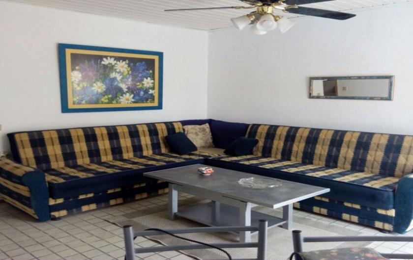 Location de vacances - Villa à Cambrils - Chambre 2 lits  appartement 2