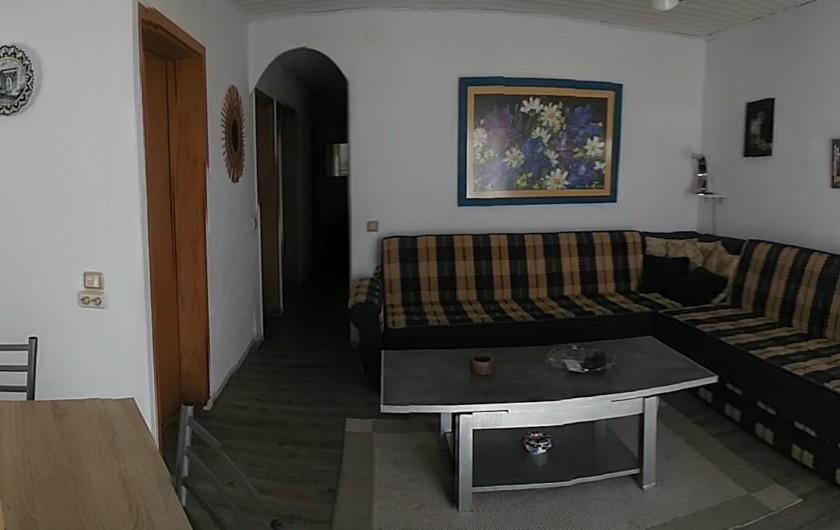 Location de vacances - Villa à Cambrils - Terrasse et barbecue appartement 2