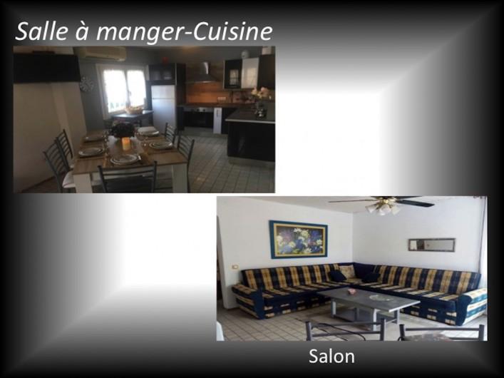 Location de vacances - Villa à Cambrils - Salon appartement 1