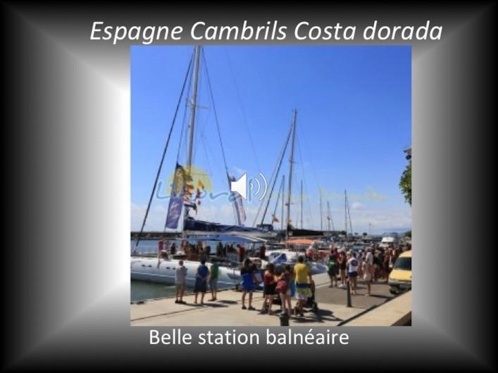 Location de vacances - Villa à Cambrils - Cuisine appartement 1