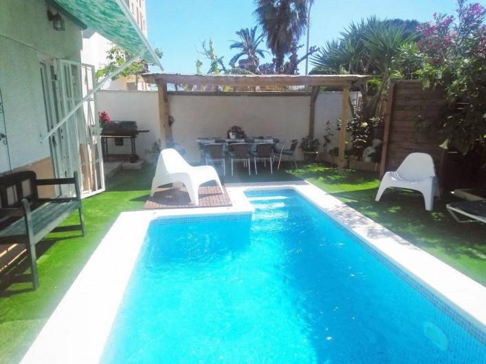 Location de vacances - Villa à Cambrils - Cuisine appartement 2