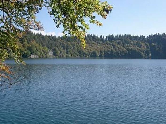 Location de vacances - Appartement à Super Besse - lac Pavin