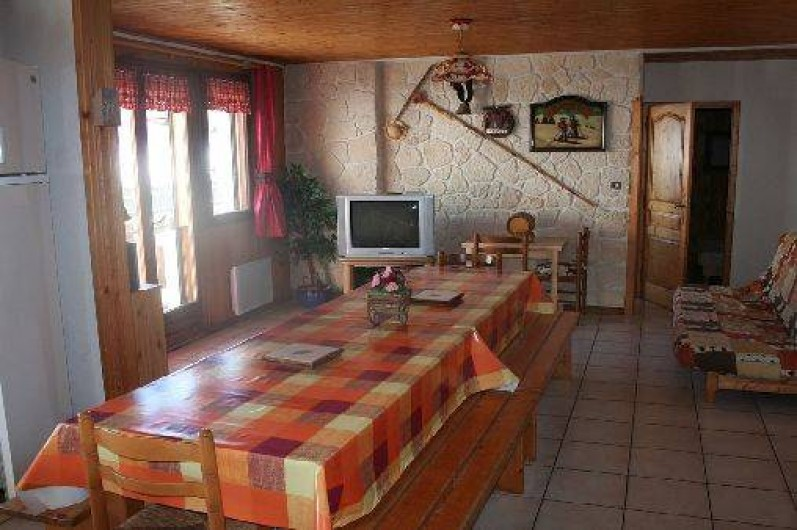 Location de vacances - Appartement à Saint-Sorlin-d'Arves