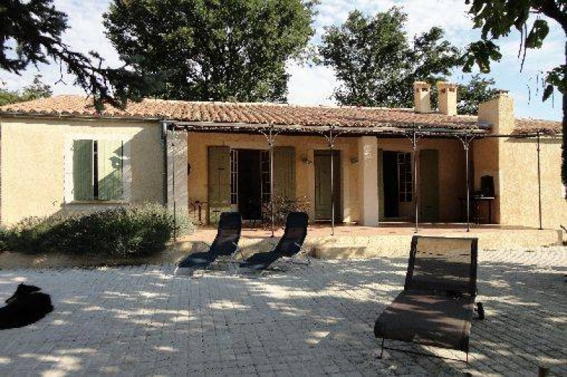 Location de vacances - Villa à Roussas - Maison