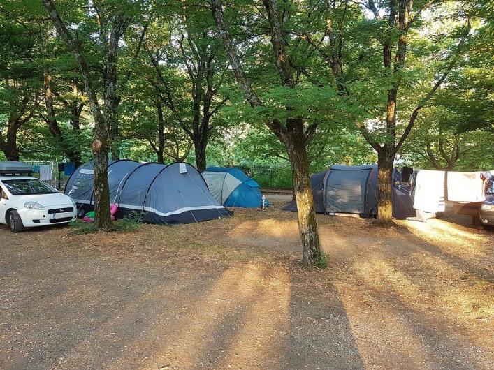 Location de vacances - Camping à Vals-les-Bains