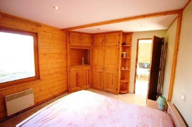 Location de vacances - Chalet à Xonrupt-Longemer - chambre du bas