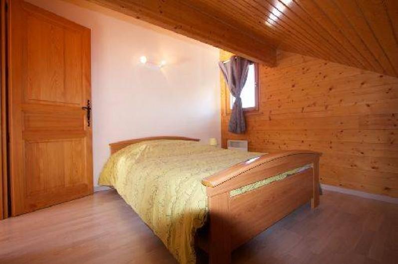 Location de vacances - Chalet à Xonrupt-Longemer - chambre du haut 1