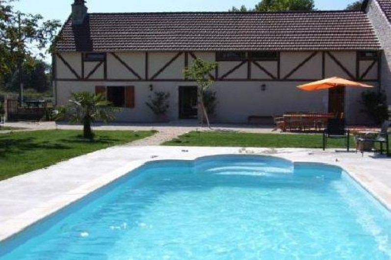 Location de vacances - Gîte à Meyronne