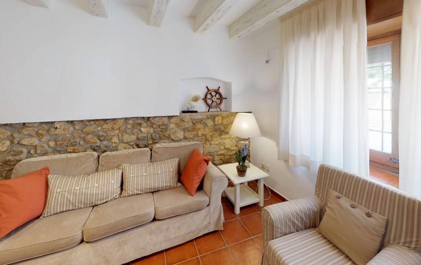 Location de vacances - Mas à Sant Antoni de Calonge - On l'apprécie pour les petits détails qui rendent le séjour agréable..