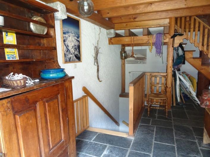 Location de vacances - Chalet à Les Houches - Vue de la terrasse