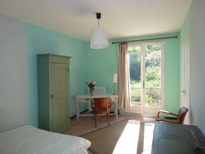 Location de vacances - Gîte à Saint-Vincent-d'Olargues - Chambre gîte 1