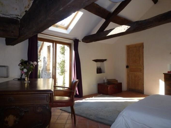 Location de vacances - Gîte à Saint-Vincent-d'Olargues - La suite independent