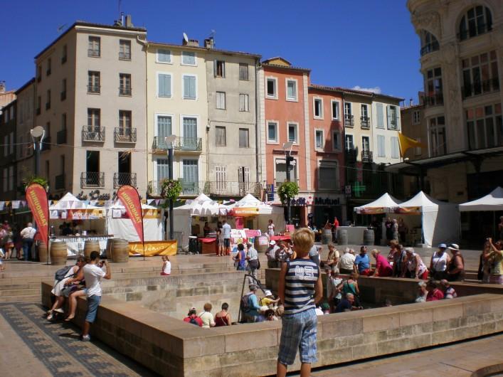 Location de vacances - Gîte à Mirepeisset - Narbonne