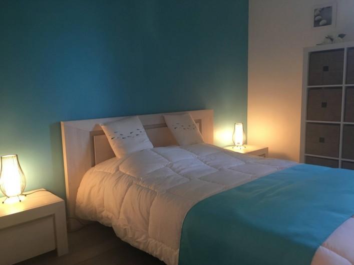 Location de vacances - Appartement à Cassis - La chambre