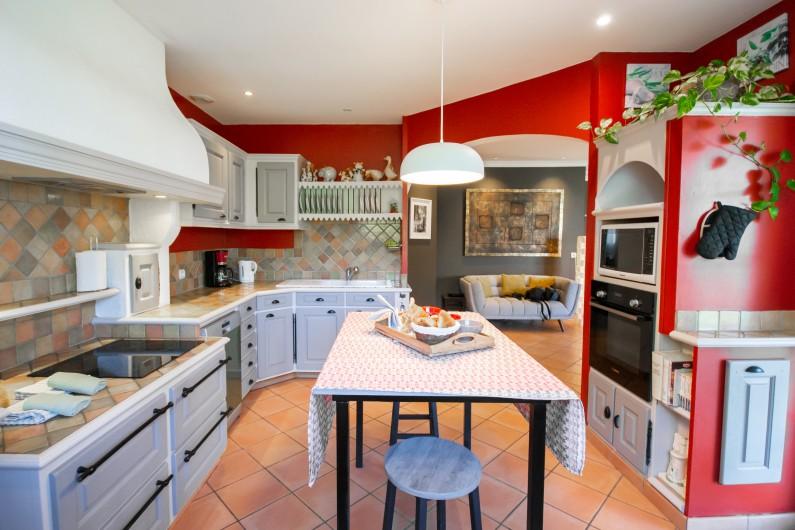 Location de vacances - Villa à Pépieux - SLACK-LINE ET PARCOURS NINJA