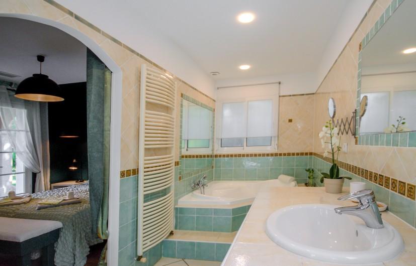 Location de vacances - Villa à Pépieux - PISCINE ET TOBOGGAN LE COMB ANACONDA 18 ML