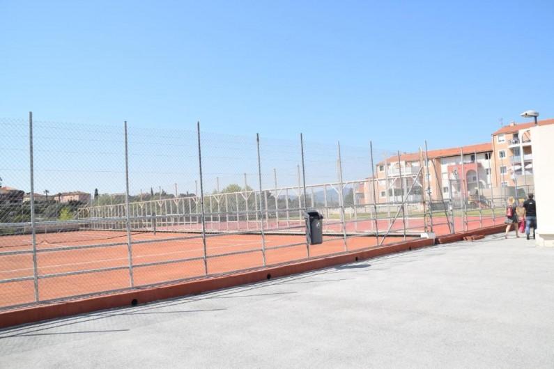 Location de vacances - Appartement à Fréjus - Tennis