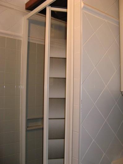 Location de vacances - Appartement à Collioure - salle d'eau