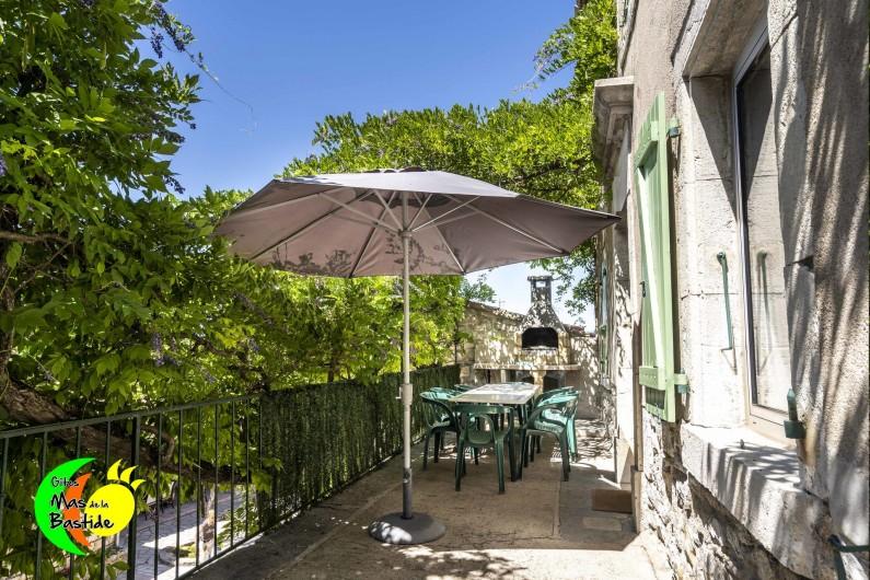 Location de vacances - Gîte à Joyeuse - Gite Oustaou (9-10 pers)