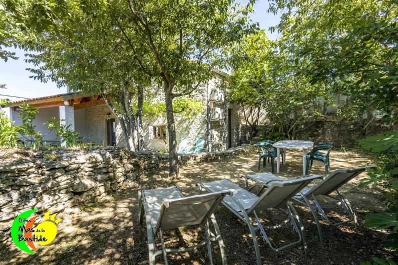 Location de vacances - Gîte à Joyeuse - Gite Deschanel (6-7 pers)