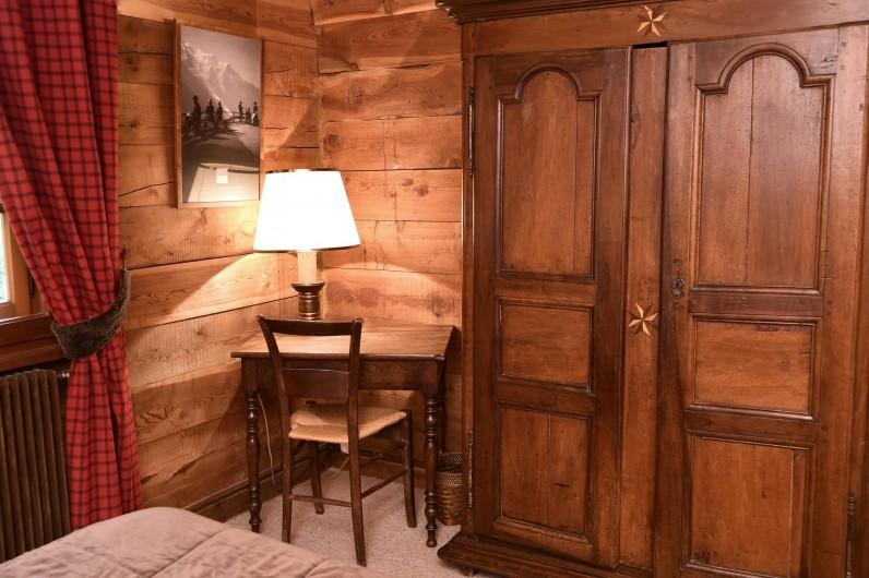 Location de vacances - Chalet à Chamonix-Mont-Blanc - Chambre 1/6