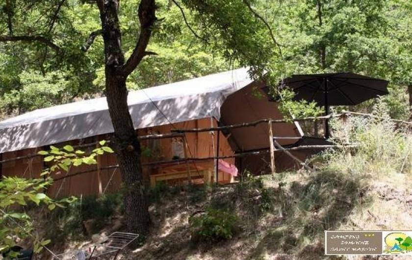 Location de vacances - Bungalow - Mobilhome à Casteil - lodge