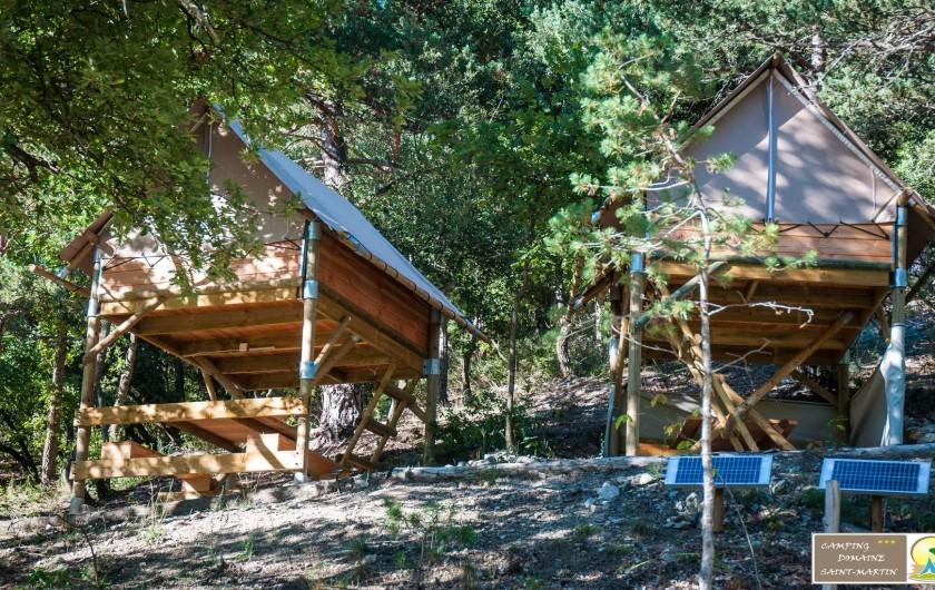 Location de vacances - Bungalow - Mobilhome à Casteil - les bivouacs