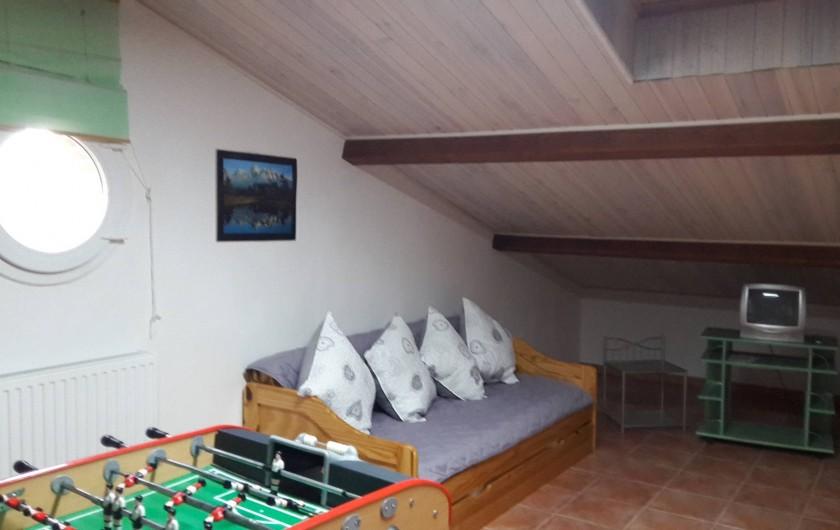 Location de vacances - Villa à Belleserre