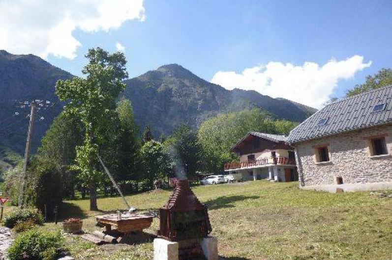 Location de vacances - Chalet à Chantelouve
