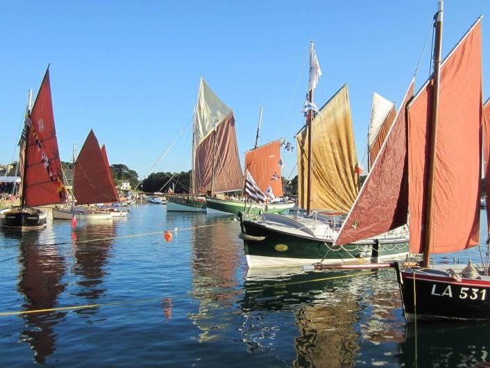 Location de vacances - Gîte à Perros-Guirec - fete maritime pres du gite tiploum de ploumanach