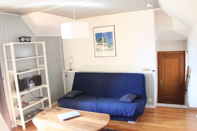 Location de vacances - Appartement à Oberhergheim - Séjour