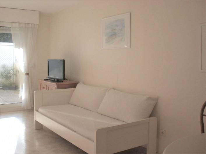 Location de vacances - Appartement à Arcachon - Séjour lit 1 personne